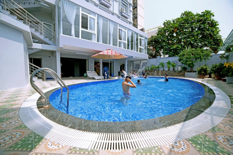 Quoc Cuong Hotel