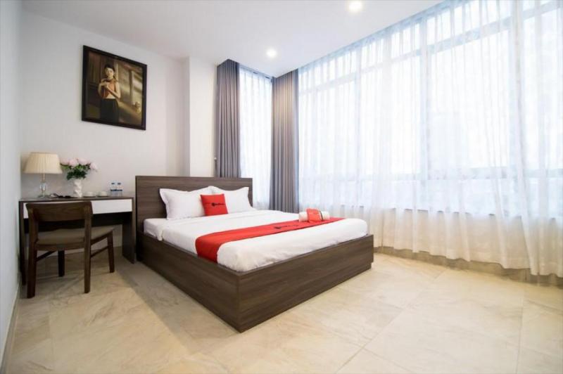 Khách sạn RedDoorz Premium.