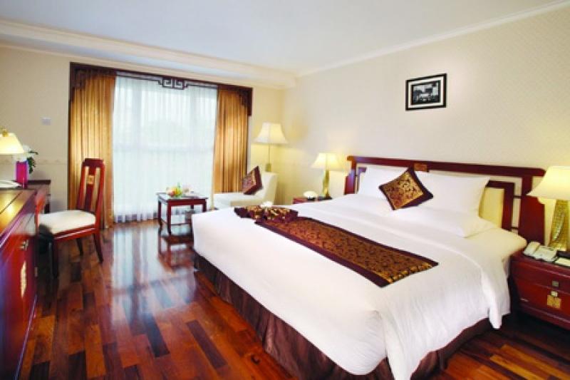 Phòng tại khách sạn Rex