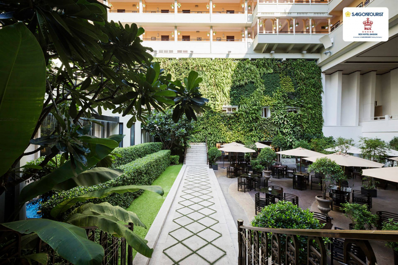 Khách sạn Rex Hotel Saigon