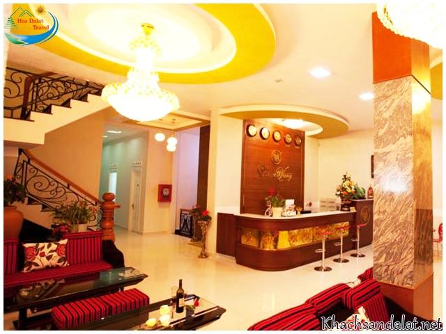 Khách sạn Rum Vàng II 3 sao