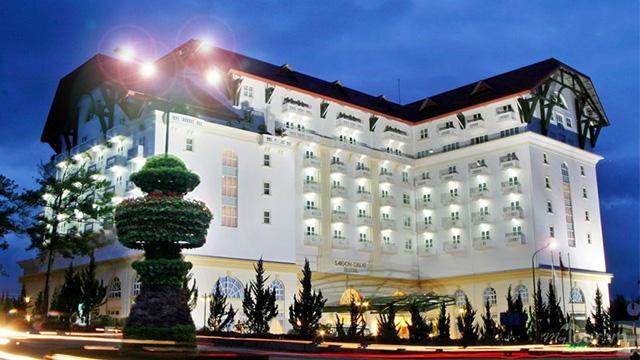 Khách sạn Sài Gòn Đà Lạt 4 sao