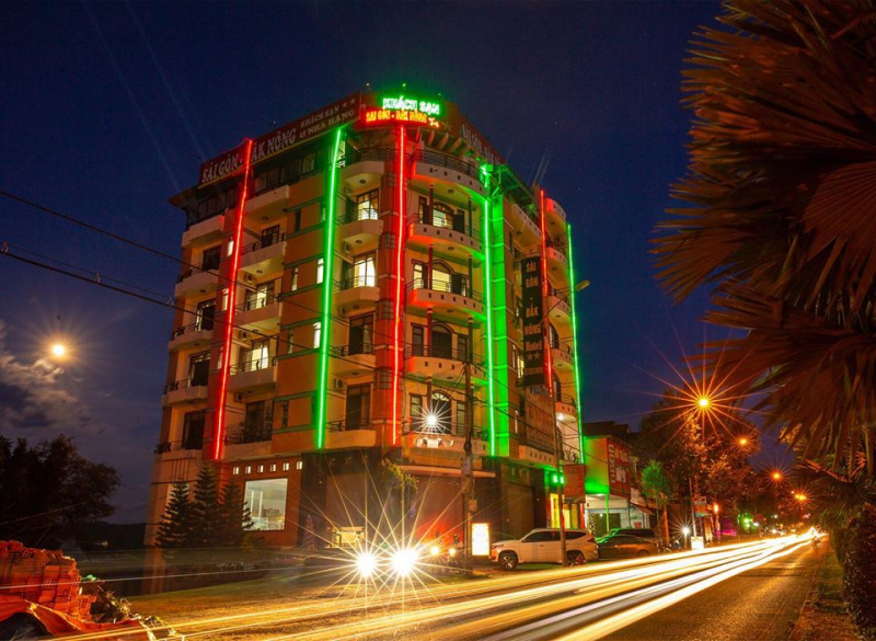 Khách sạn Sài Gòn - Đắk Nông