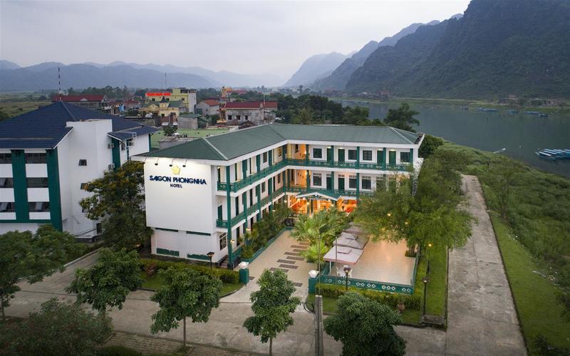 Khách sạn Sài Gòn Phong Nha
