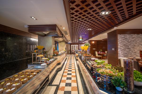 Khách sạn Samdi (thực đơn phong phú)