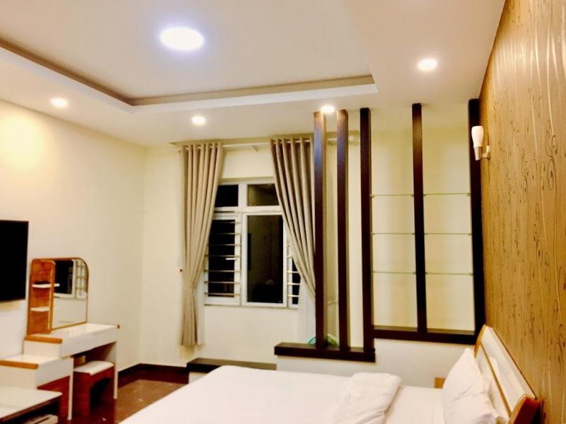 Khách sạn sân vườn Minh Anh