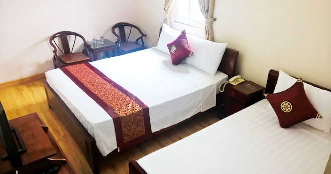 Khách sạn Sao Mai