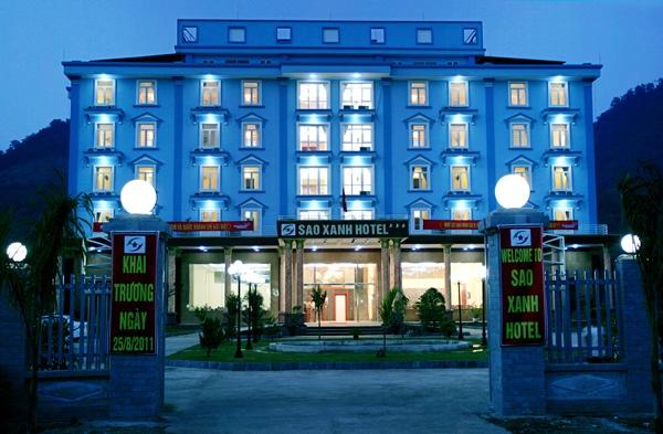 Khách sạn Sao Xanh