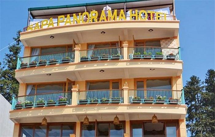 Khách sạn Sapa Panorama