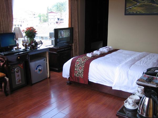 Phòng tại khách sạn Sapa Paradise View
