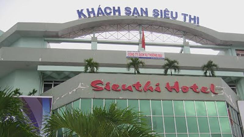 Khách sạn Siêu Thị là khách sạn sang trọng với tiêu chuẩn 3 sao