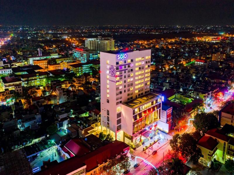 Khách sạn SOJO