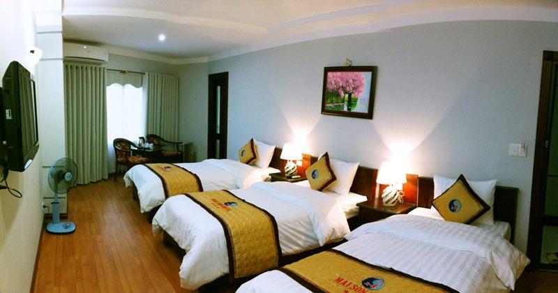 Nice bedroom system