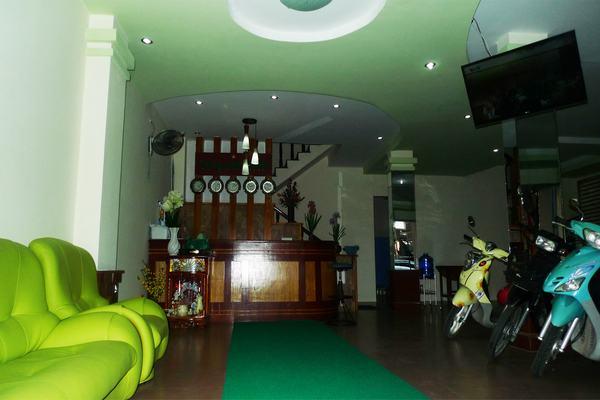 Khách sạn Sông Lam