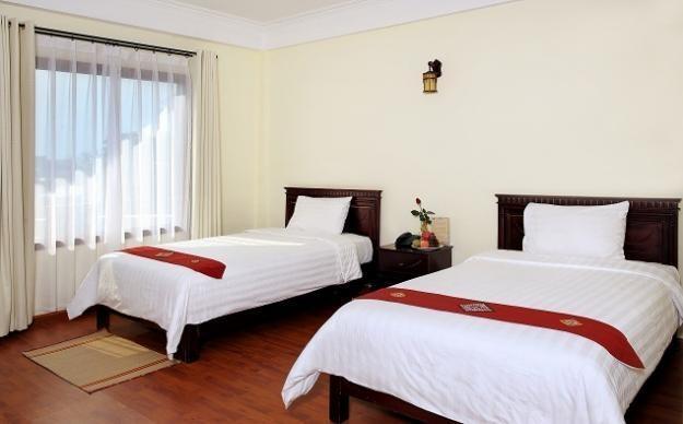 Khách sạn Song Ngọc là một trong những khách sạn nổi tiếng nhất Cà Mau