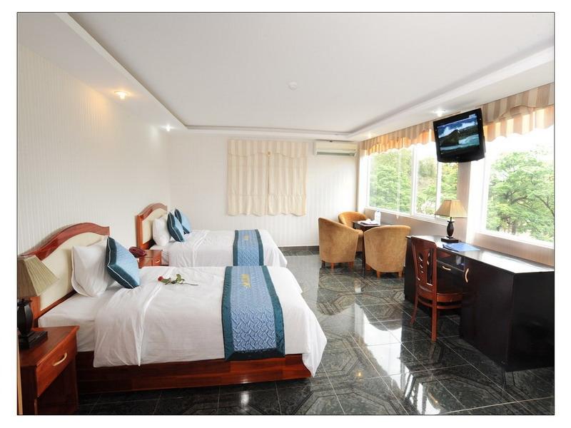 Khách sạn Sông Thu - Phòng Superior
