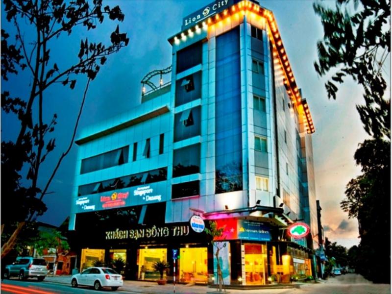 Top 8 Khách sạn đẹp nhất trên đường Trần Phú, Đà Nẵng
