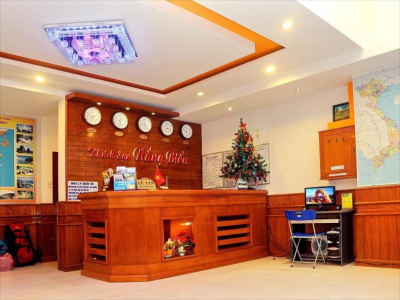Sunny Sea hotel lobby