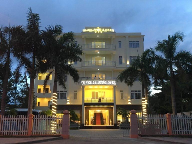 Khách sạn Thanh Phúc II