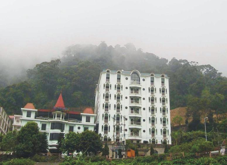 Khách sạn Thế Giới Xanh