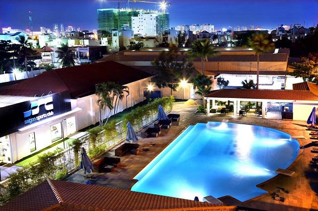 Khách sạn Thiên Hà & Apartment