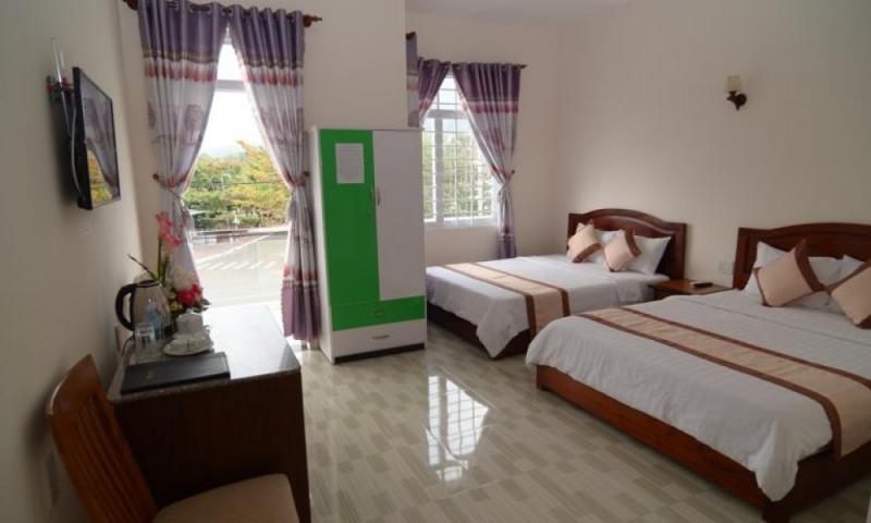 phòng đôi tại khách sạn