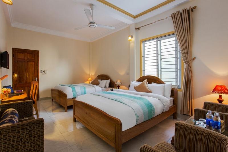 Top 6 Khách sạn tốt nhất ở Đông Anh - Hà Nội