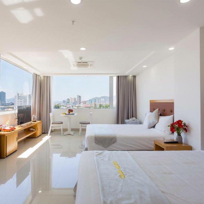 Phòng khách sạn có view đẹp