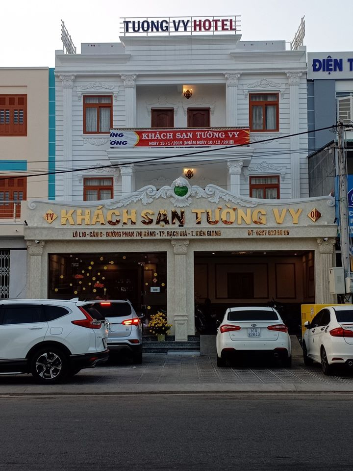 Tuong Vy Hotel