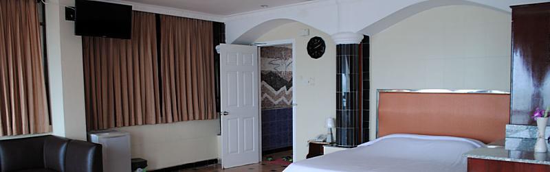 Phòng tại khách sạn Tuyết Nhi