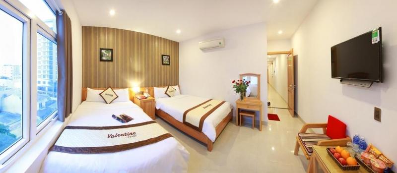 Những tiện nghi và dịch vụ do Valentine Hotel đem lại đảm bảo mang lại cho khách hàng một kỳ nghỉ tuyệt vời
