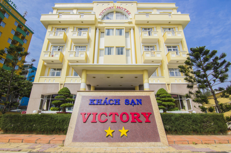 Khách sạn Victory Hotel Vũng Tàu