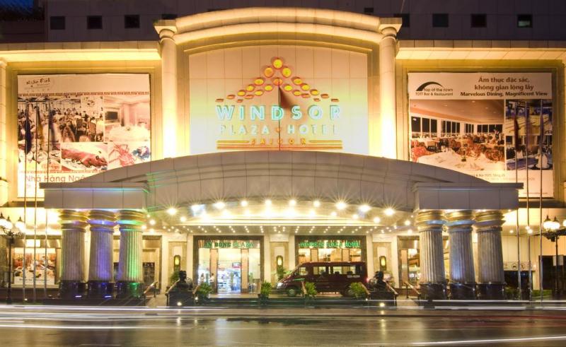 Khách sạn Windsor Plaza