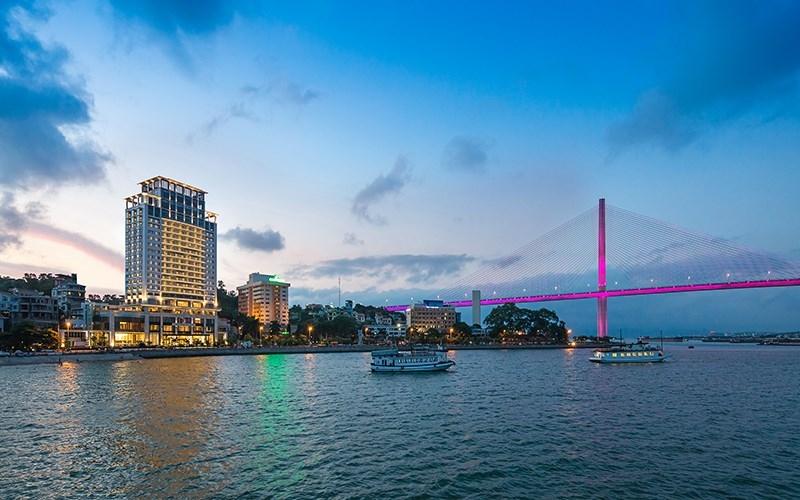 Khách sạn có tầm nhìn tuyệt đẹp