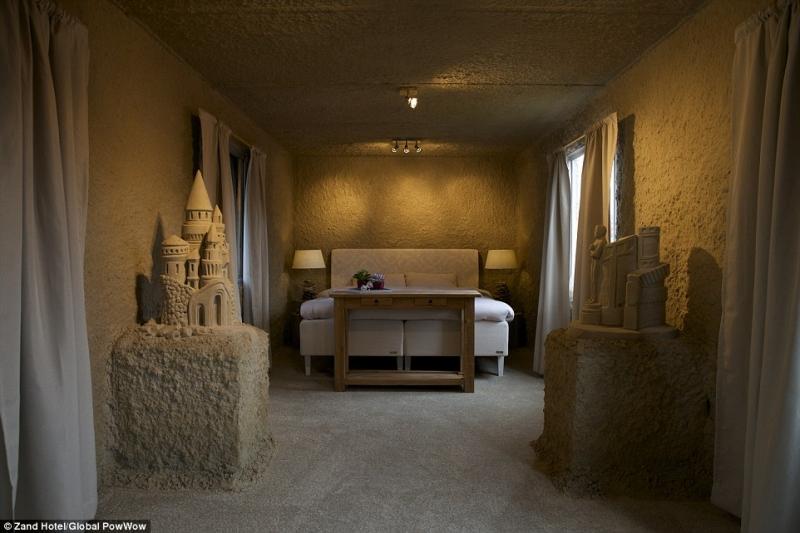 Khách sạn Zand Sandcastle, Hà Lan