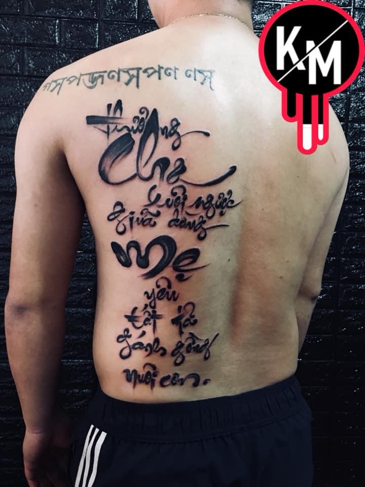 Khải Mán Tattoo