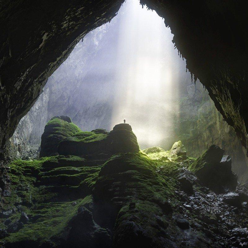 Khám phá hang động ở Quảng Bình - Hang Sơn Đoong