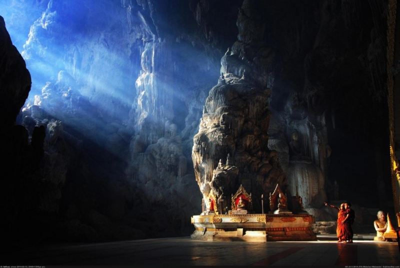 Hang động Kyaut Sae, Myanmar