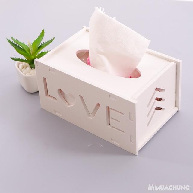 Khăn giấy giúp mẹ dễ dàng vệ sinh cho bé