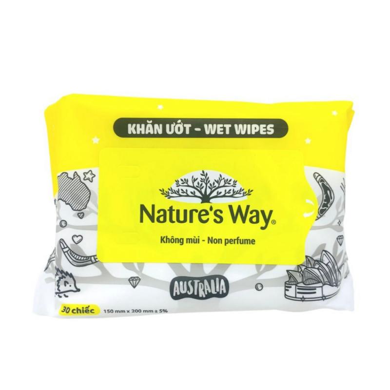 Khăn giấy ướt Nature's Way