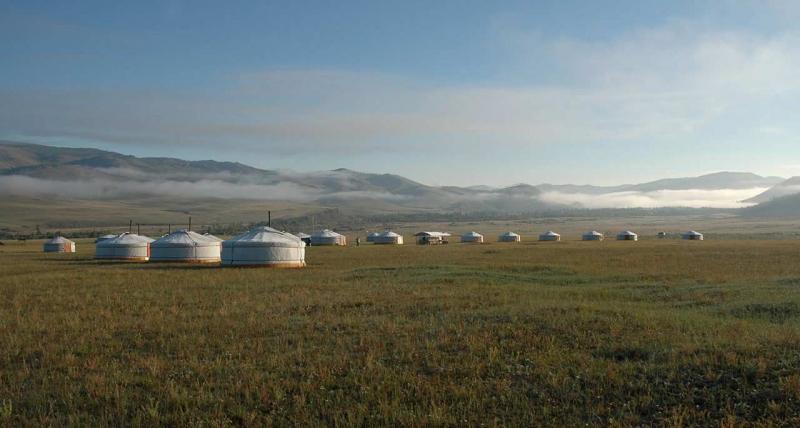 Khan Khentii Mông Cổ