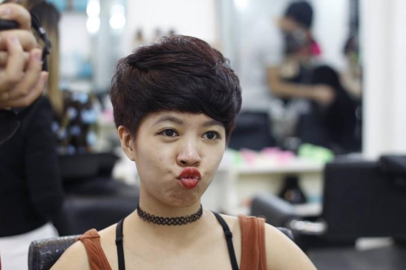 Sự lột xác ngoạn mục ở Khang Hair Salon