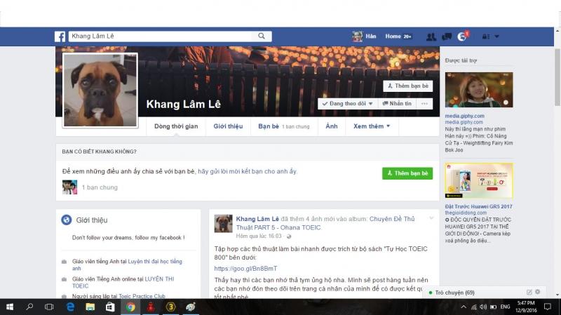 Khang Lâm Lê