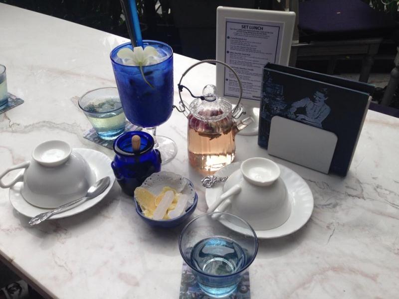 Khánh Casa - Phong cách trà chiều tinh tế