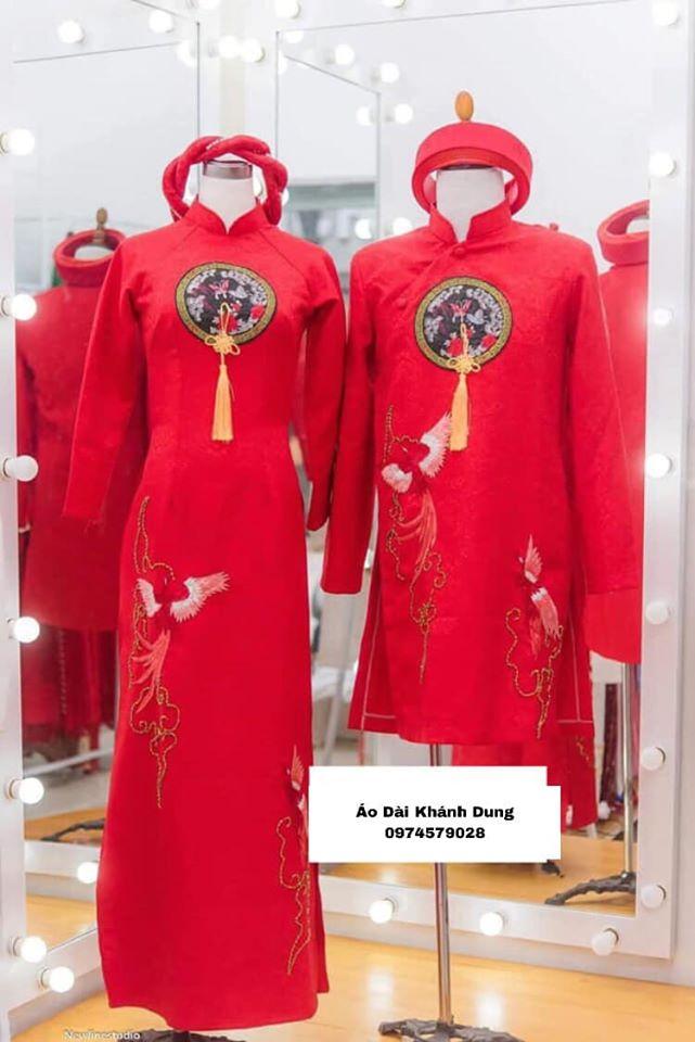 Áo dài Khánh Dung