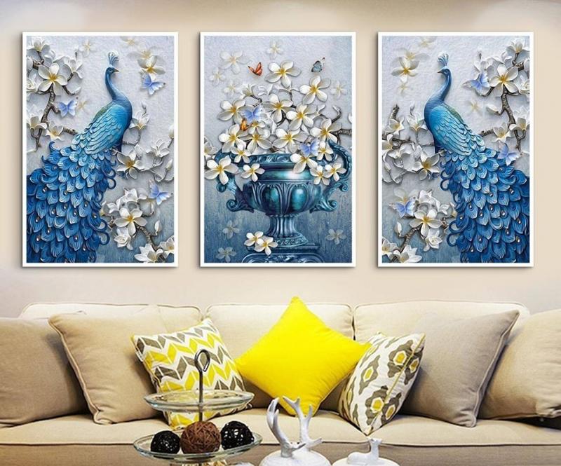 Khánh Duy - Tranh treo tường & Đồng Hồ Nghệ Thuật Nghệ An