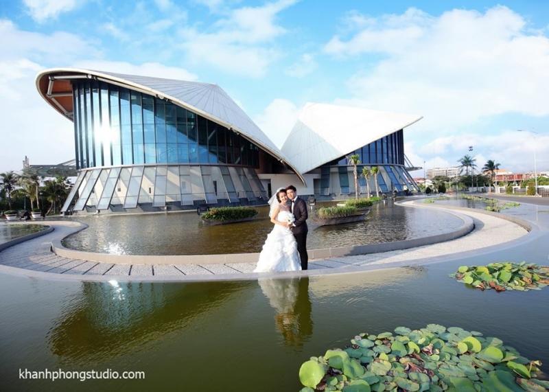 Khánh Phong Studio - địa chỉ chụp ảnh cưới đẹp tại Bạc Liêu