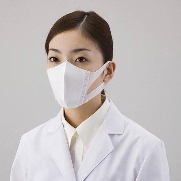 Khẩu trang có cấu trúc lọc đa lớp với mật độ cao sẽ giúp ngăn chặn đến 99% sự phát tán của virus.