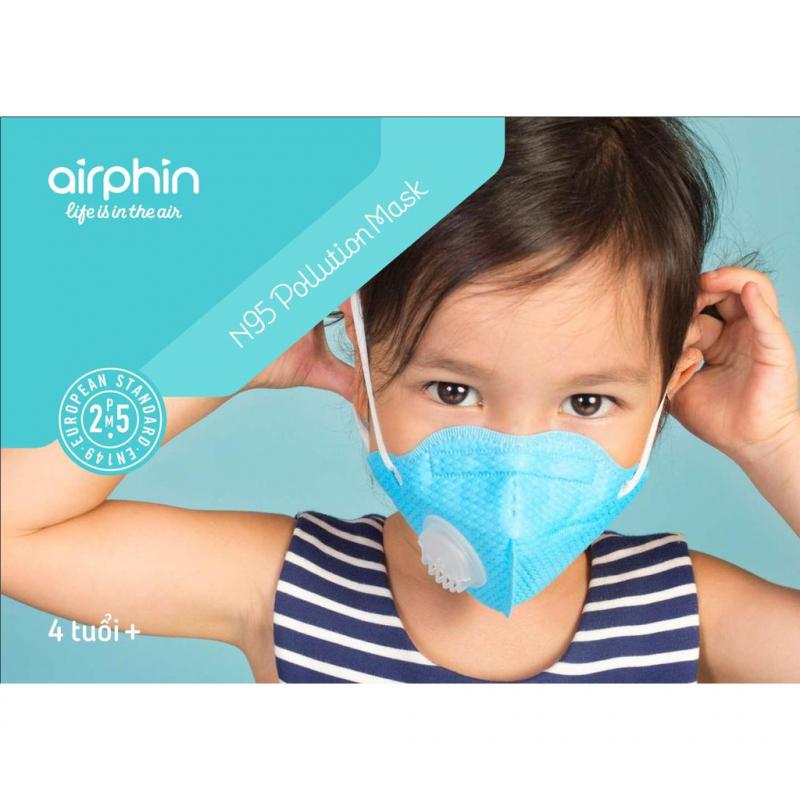 Top 8 khẩu trang chống bụi mịn tốt nhất cho trẻ em - Toplist.vn