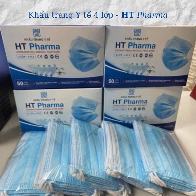 Khẩu trang y tế  HT PHARMA
